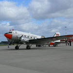 "DC-3 "" Danish Dakota Friends"""