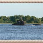 Und noch einmal das U-Boot.