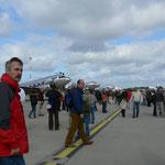 DC-3 Was für ein Anblick, das muß man live sehen