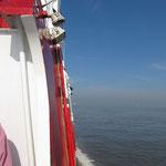 Blick Richtung Nordsee