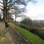 Die Elbe bei Wedel