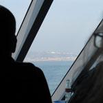Helgoland kommt in Sicht