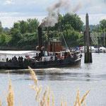 80 Jahre Tonnenhafen - Wedel