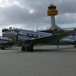 """DC-3 """" Flygande Veteraner"""""""