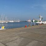 Helgoländer Hafen