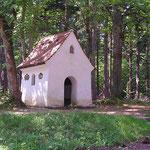 Kapelle Alter Herrgott im Wald bei Mähring