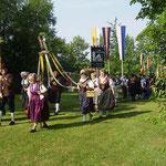 Prozession St-Anna-Fest in Mähring