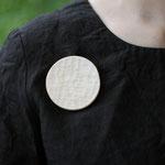 moonブローチ         メープル                   4.000円