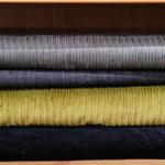 Cord - Stoffonkel - grau, kiwi, dblau; Jeans - C.Pauli;