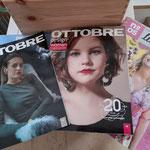 Ottobre Damen und Lillemagazin
