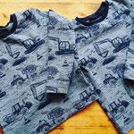 T-Shirt LA - Gr. 56-164 - Schnitt Klimperklein