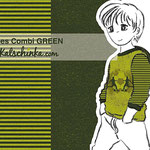 Katschinka - Sommersweat - Stripes green