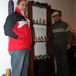 Visita a Carlos de Punta Arenas.
