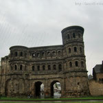 Porta Nigra I - We were welcomed to Trier by this majestic sight...