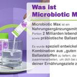 Darmbakterien für ein gesundes Immunsystem