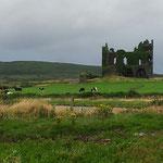 Das Castle - leider nur aus Entfernung - aber wir kommen noch näher!