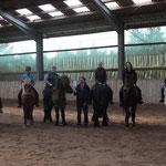 Sitzkurs über Centered Riding mit Anne Beyerly
