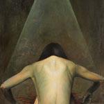 """""""Katharsis"""" / Öl auf Leinwand / 83 cm x 150 cm"""