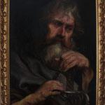 """Van Dyck, """"Paulus"""", Öl auf Holz"""