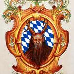 Wilhelm Marx Absinth Label / www.wilhelmmarx.de