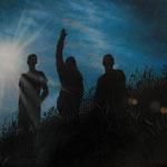 Illustration für Dornenreich VinylBox / www.flammentriebe.com