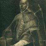 Cuadro del Cardenal Tavera acuchillado, de El Greco.