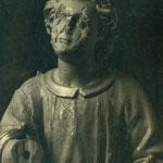 Niño Jesús desfigurado y mutilado (Convento de las Concepcionistas).