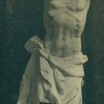 Cristo mutilado y decapitado.