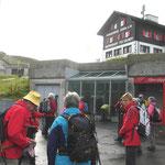 Startplatz:  Wetter, so so la la!