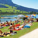 Strandbad Walchsee