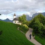 Wandern im Kaisertal