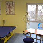 """""""Raum 3"""" - alles für Neurologie, Orthopädie"""