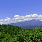 乗鞍岳 Mt. Norikuradake