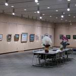 東桜開館、JIA美術サロン展