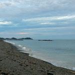 布施田の浜