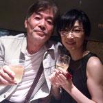 Lee Keiko と乾杯
