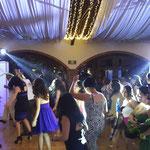 Momento de la boda de Gisela y Daniel