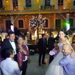 Boda de Cinthia y Arturo en Casa del Corregidor Ciudad de México