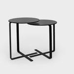 X-Table Beistelltisch 50 und 55cm