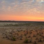 sundown etosha pan dolomite camp namibia