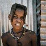 epupa falls village, faces of namibia