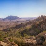 Hohenstein Fels namibia