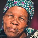 Spitzkoppe village, faces of namibia