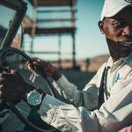 guided tour katutura, faces of namibia
