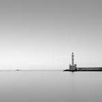 lighthouse chania | greece