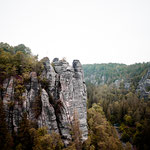 saxony elbe sandstone mountains