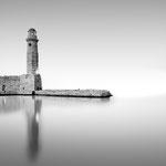 lighthouse rethymno | greece