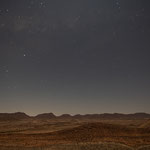 nighter sky kaokoveld namibia