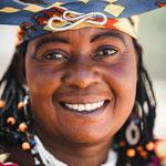 herero women, faces of namibia