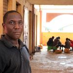 Kenneh Doé avec les sans-papiers.Bamako.Mali.